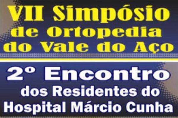 DR. RENATO ASSIS MINISTRA PALESTRA NO VII SIMPÓSIO DE ORTOPEDIA DO VALE DO AÇO