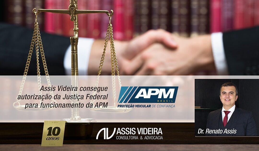 ASSIS VIDEIRA CONSEGUE AUTORIZAÇÃO DA JUSTIÇA FEDERAL PARA FUNCIONAMENTO DA ASSOCIAÇÃO APM