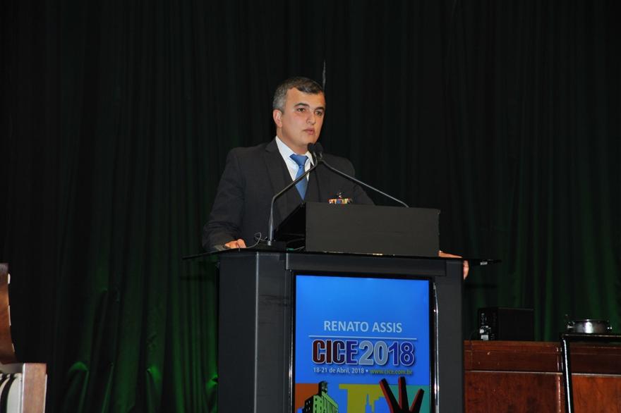 CICE 2018 – CONGRESSO INTERNACIONAL DE CIRURGIA ENDOVASCULAR TEVE A PARTICIPAÇÃO DE DR. RENATO ASSIS