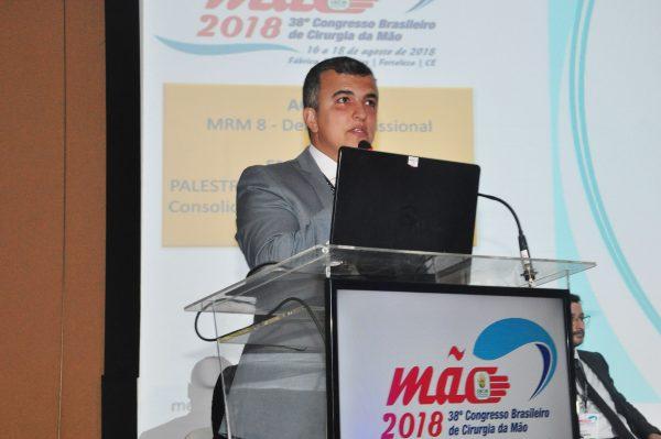DR. RENATO ASSIS PARTICIPA DE DEBATE EM CONGRESSO BRASILEIRO DE CIRURGIA