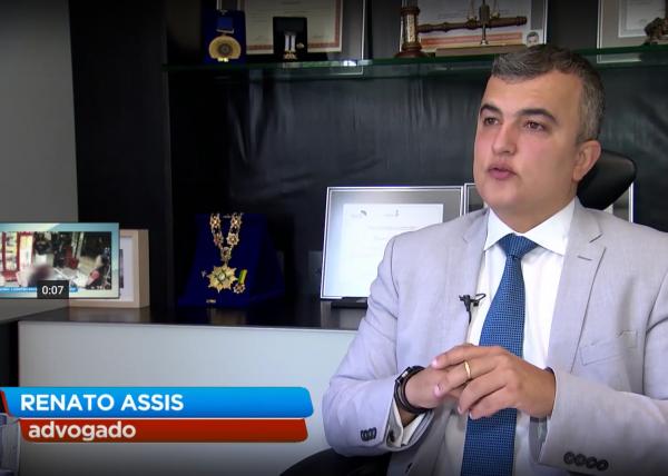 NÚMEROS DO BALANÇO DA SECRETARIA DE SEGURANÇA PÚBLICA –  ENTREVISTA COM DR. RENATO ASSIS PARA A TV RECORD