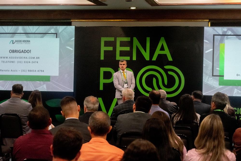 DR. RENATO ASSIS PARTICIPA DA FENAPROVE 2019