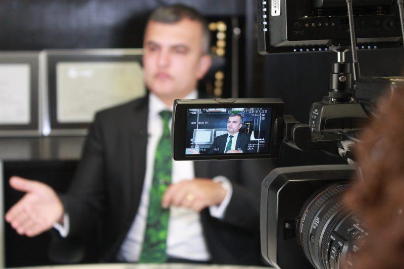 PROGRAMA JUSTIÇA EM QUESTÃO GRAVA REPORTAGEM SOBRE PROTEÇÃO VEICULAR